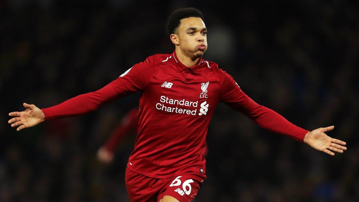 Liverpool Perpanjang Kontrak Panjang Untuk Trent Alexander-Arnold