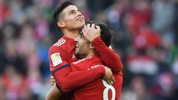 Bayern Samai Poin Dortmund di Puncak Klasemen Bundesliga