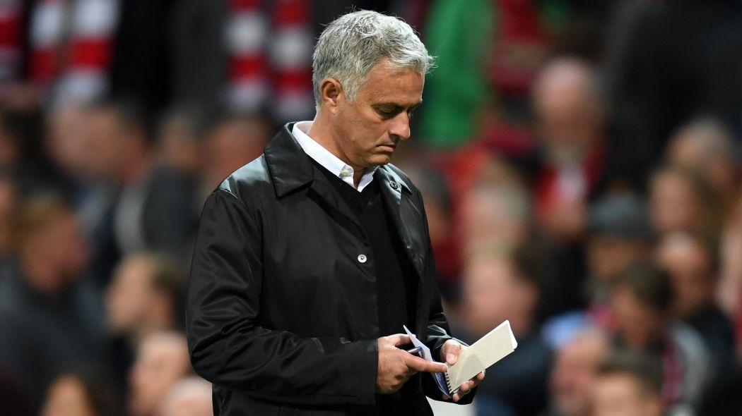 Inter Gelar Negosiasi Dengan Mourinho