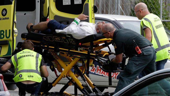 Bintang UFC, Khabib Nurmagomedov dan penyerang Liverpool, Mohammed Salah turut mengucapkan berbelansungkawa atas penembakan brutal di Selandia Baru