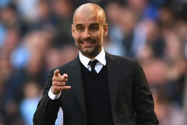 Guardiola bantah dirinya akan pindah ke Juventus