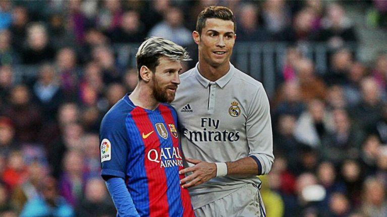 Lionel Messi dan Cristiano Ronaldo Adalah Pemain Terbesar Didunia Sepakbola