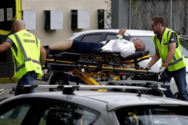 Nurmagomedov dan Salah Berbelasungkawa Atas Aksi Penembakan Brutal