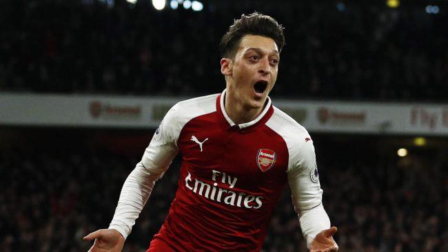 Perseteruan antara Mesut Ozil dengan Jerman tampaknya akan kembali memans