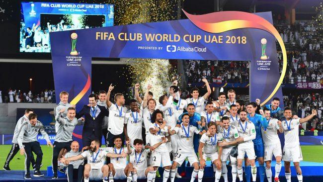 Sebuah organisai sepak bola, Federasi Sepak Bola Dunia (FIFA) secara resmi mengubah format peraturan dari turnament Piala Dunia Antarklub