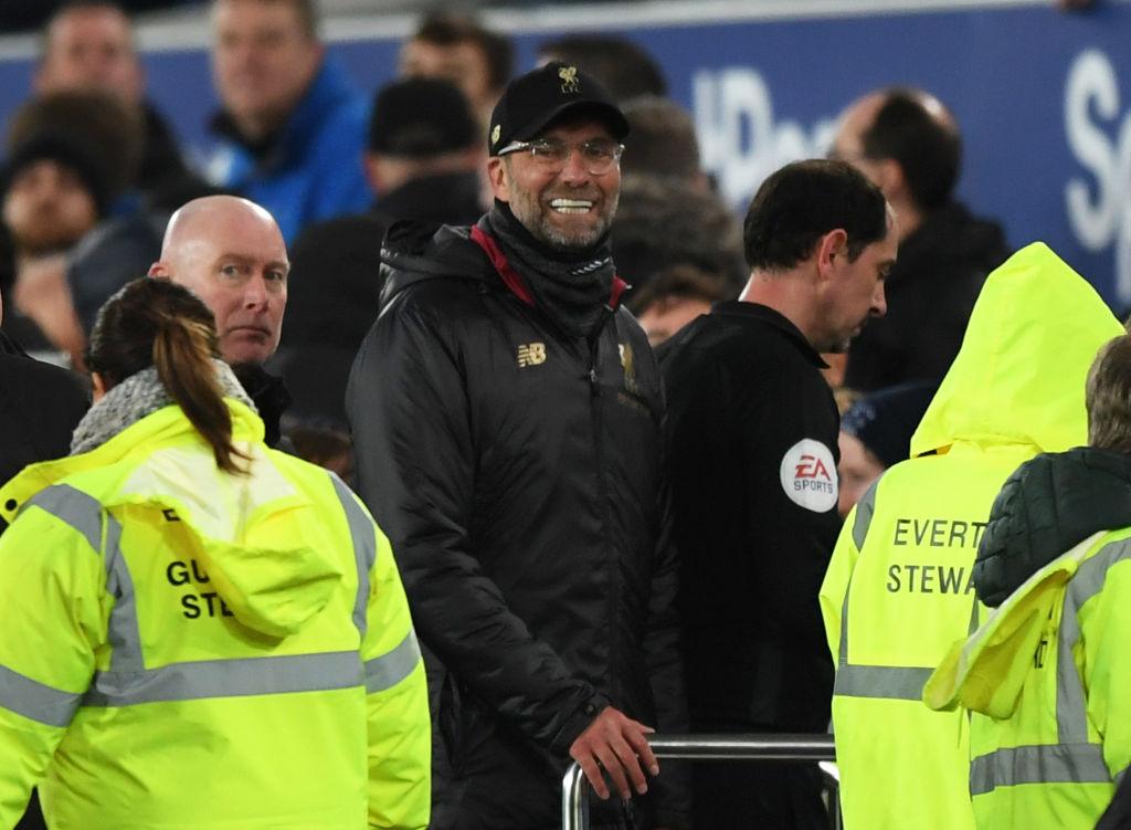 Ditahan Everton, Klopp Salahkan Kondisi Angin