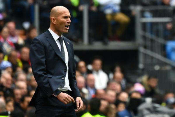 Zidane Pusing Karena Pemain Real Madrid