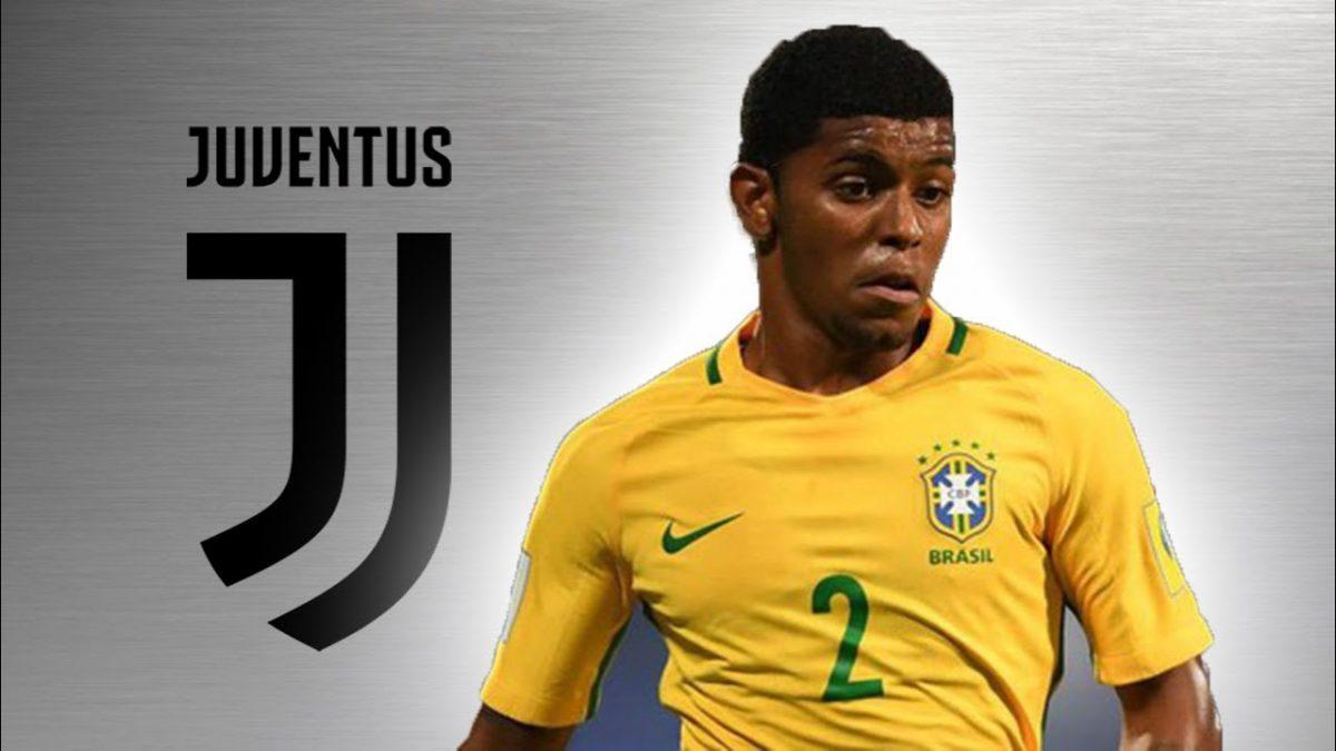 Juventus Rekrut Fullback Muda Brasil