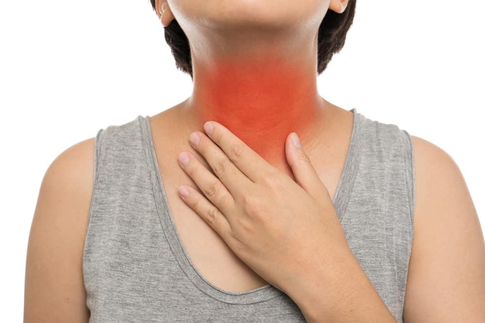 Beberapa Cara Untuk Meredahkan Sakit Pada Tenggorokan