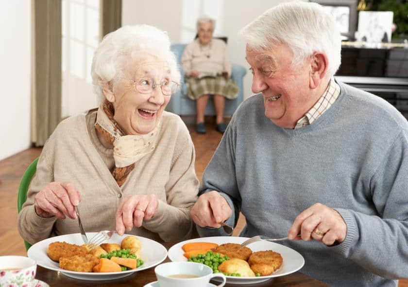 Makanan Bergizi Terbaik Bagi Orang Yang Sudah Lansia