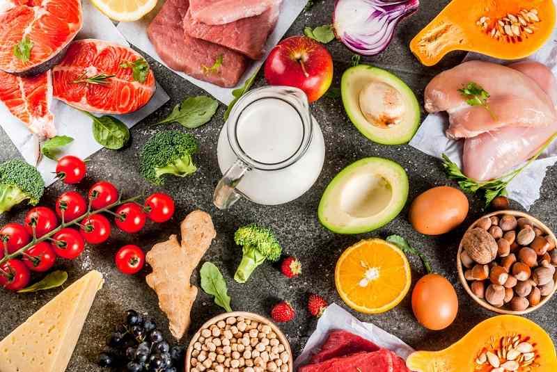 7 Jenis Makanan Untuk Kesehatan