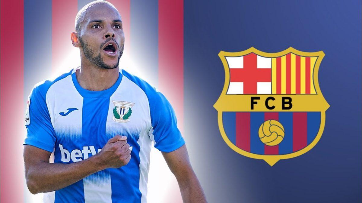 Mendapatkan Dispensasi, Klub Barcelona Resmi Datangkan Martin Braithwaite