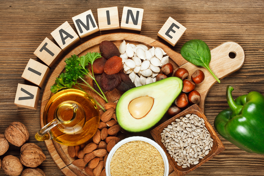 4 Gejala Jika Memiliki Kekurangan Vitamin E Pada tubuh
