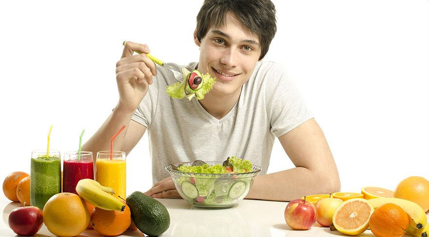 Beberapa Jenis Makanan Yang Dapat Membantu Meningkatkan Daya Tubuh