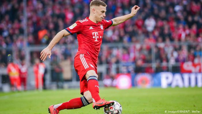 Joshua Kimmich Membawa Bayern Munchen Membungkam Dortmund