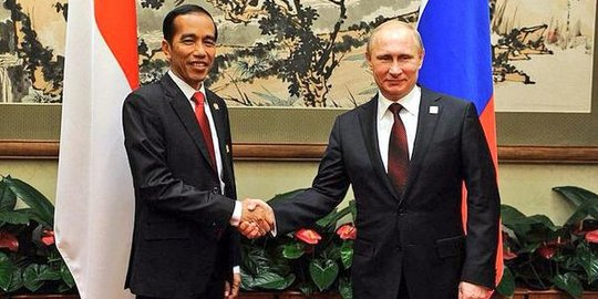 Penundaan Kunjungan Vladimir Putin Ke Indonesia
