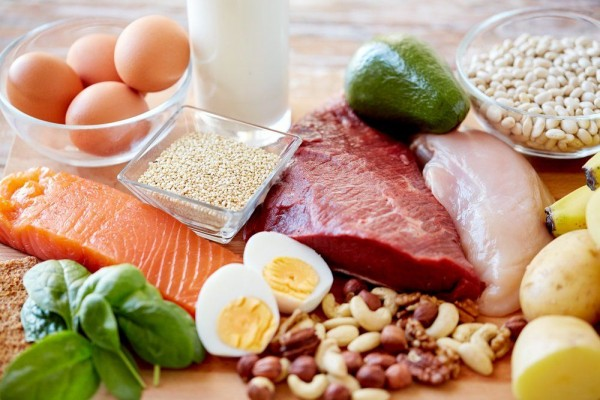 Beberapa Masalah Yang Tak Timbul Jika Kurang Konsumsi Protein