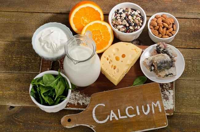 Beberapa Makanan Adanya Kalsium Tinggi Dalam Segelas Susu Putih