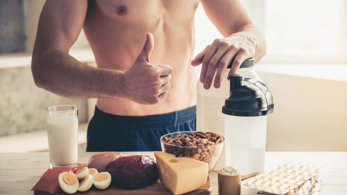Beberapa Jenis Makanan Dapat Omptimalkan pembentukan Otot Kamu Lho!