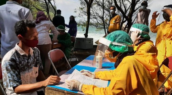 Destinasi di Yogyakarta Dijadikan Tempat Vaksinasi Covid-19