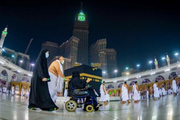 Indonesia Membatalkan Haji di Tengah Kekhawatiran Atas COVID