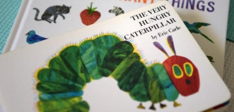 Penulis 'Very Hungry Caterpillar' Eric Carle Meninggal Pada Usia 91 tahun